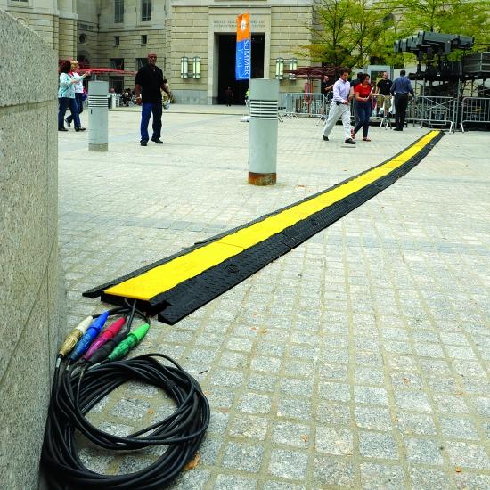 Protège câbles Checkers